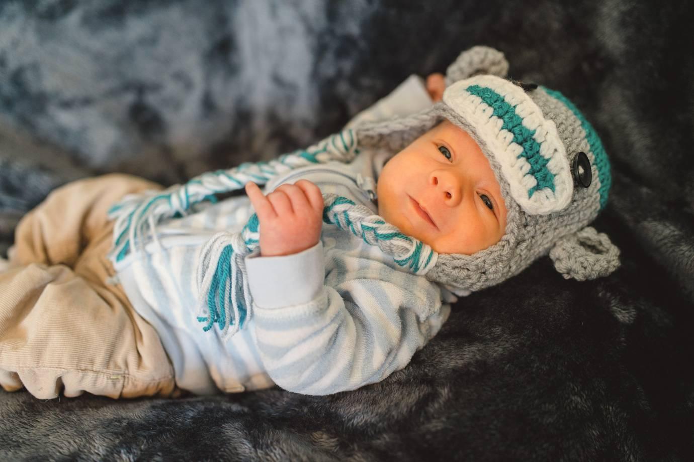 babyfotograf lilienthal 7 - Max