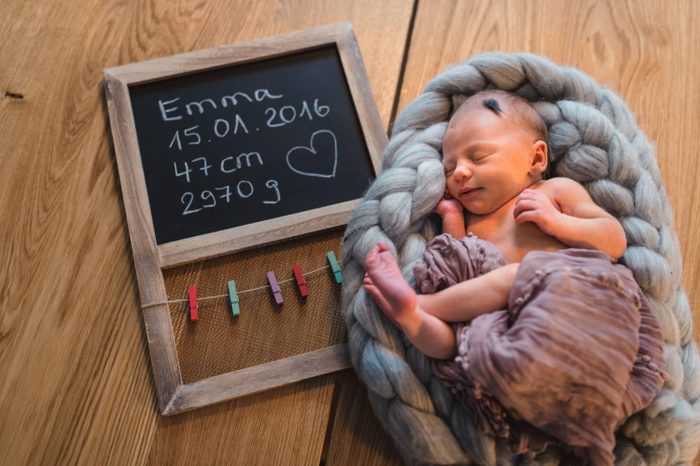 babyfotograf bremen 15 - Emma
