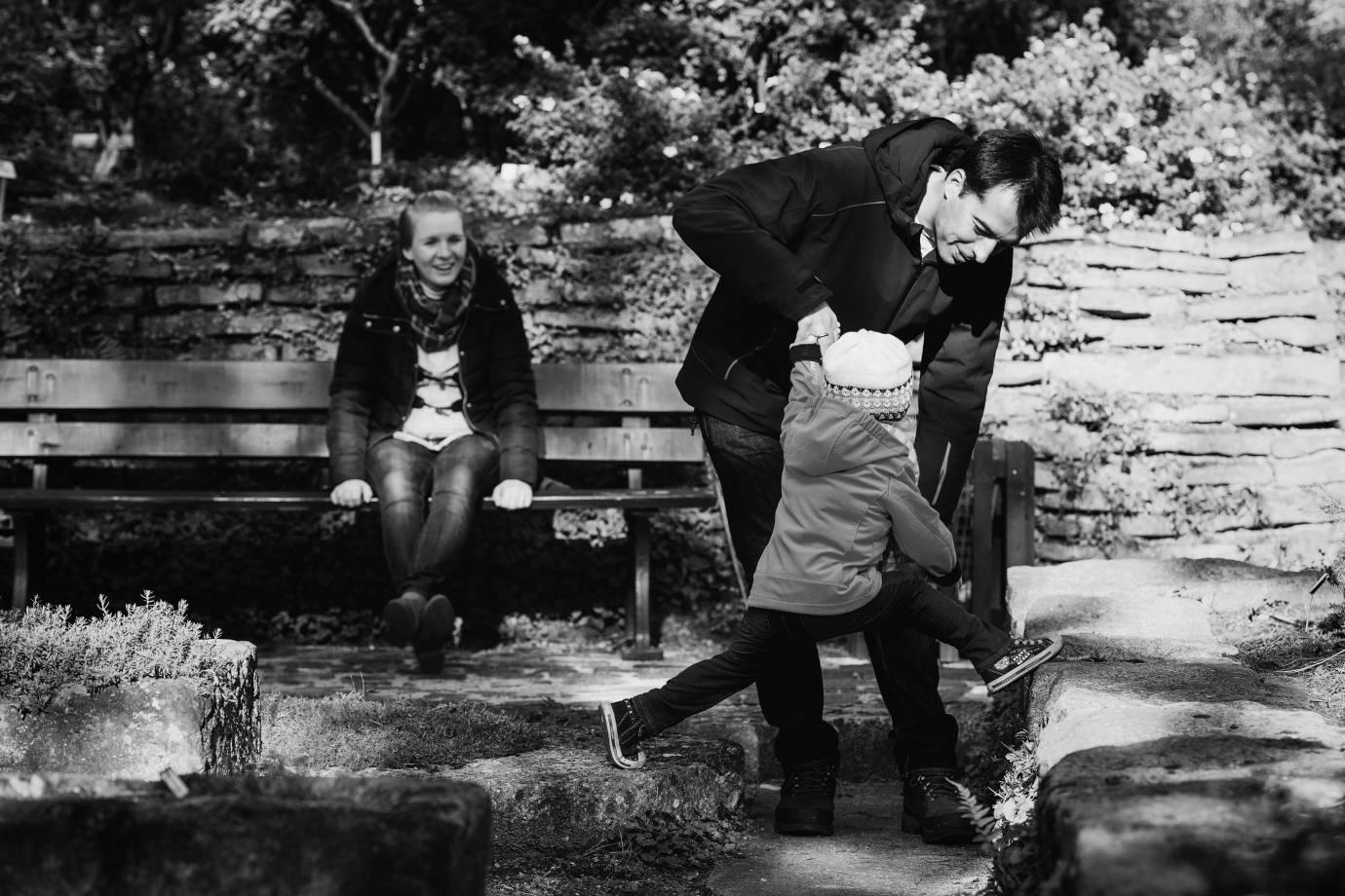 familienfotos bremen 03 - Familienfotos von Juliane+Jan
