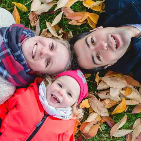Familienfotos von Juliane+Jan