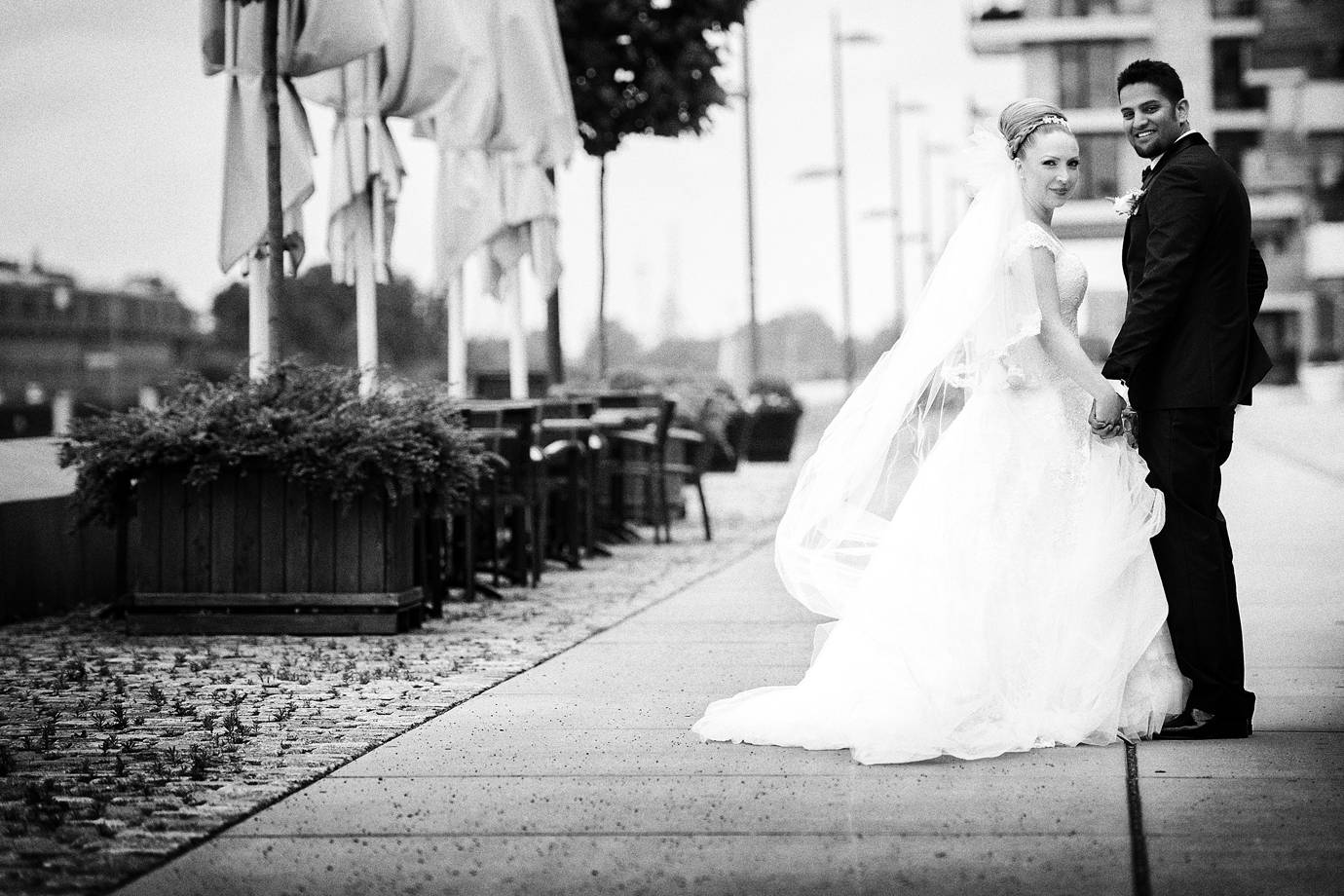 Hochzeitsfotograf Bremen Überseestadt