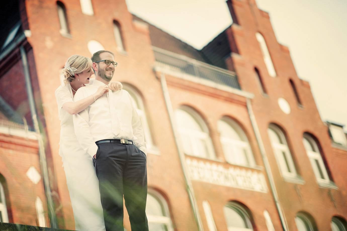 Hochzeitsfotograf Rathaus Bremen