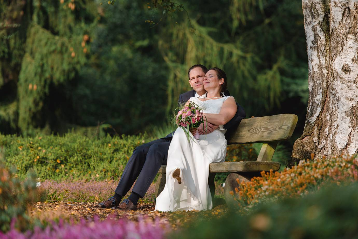 Hochzeit Botanika Bremen