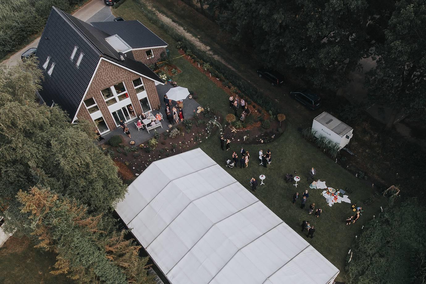 Hochzeit auf Gut Sandbeck