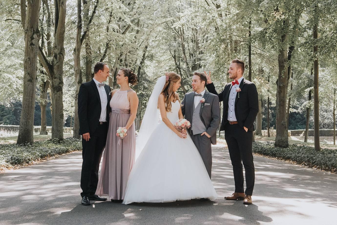 Hochzeit in Bremen-Borgfeld