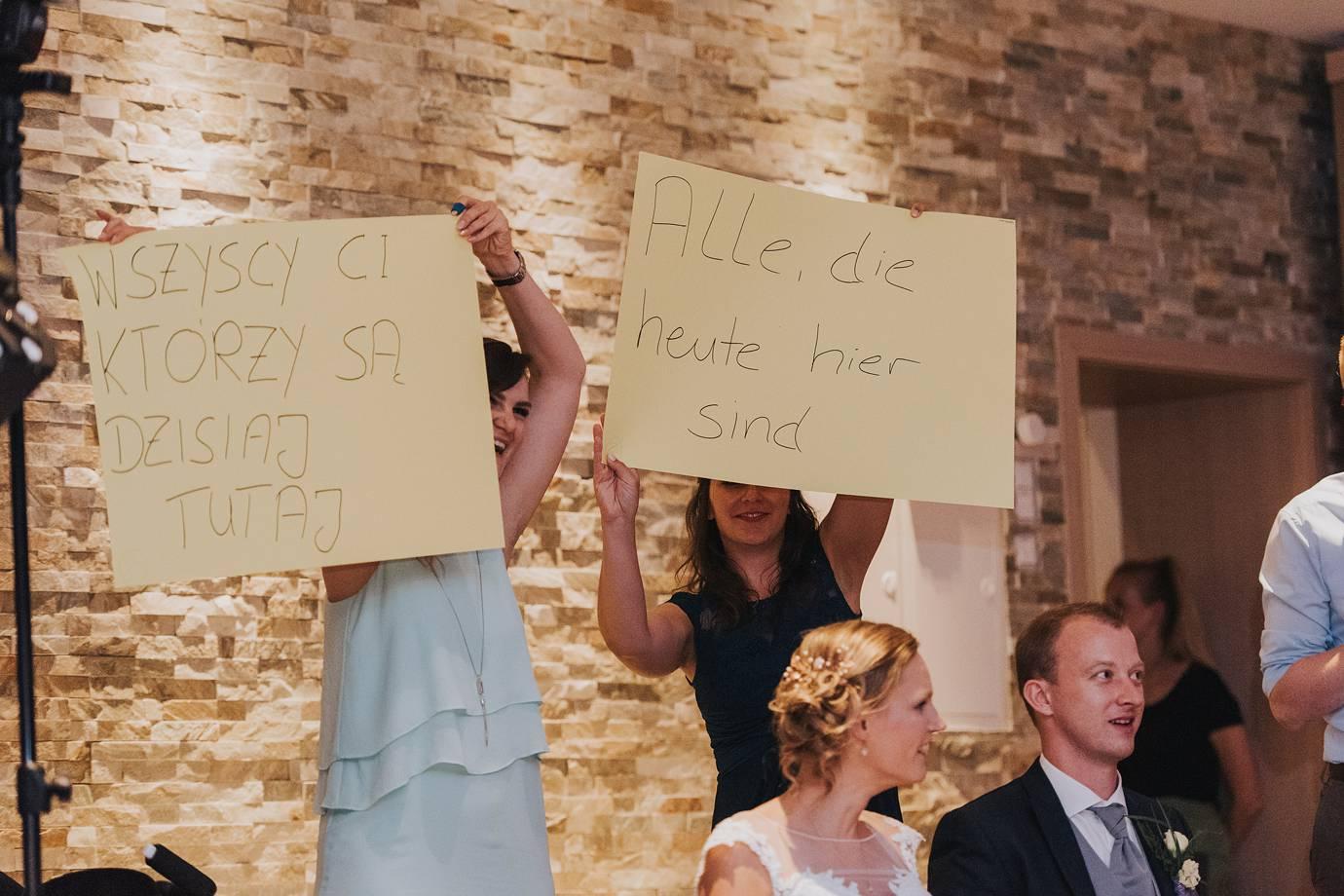 Hochzeit auf Gut Varrel in Stuhr